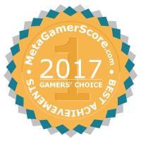 Metagamerscore best achievements in game 2017 no1