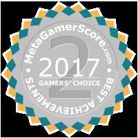Metagamerscore best achievements in game 2017 no2